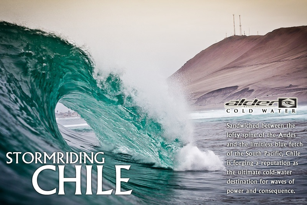 Stormriding Chile