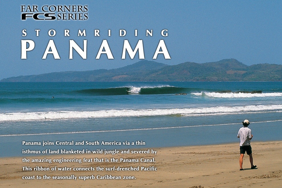 Stormriding Panama