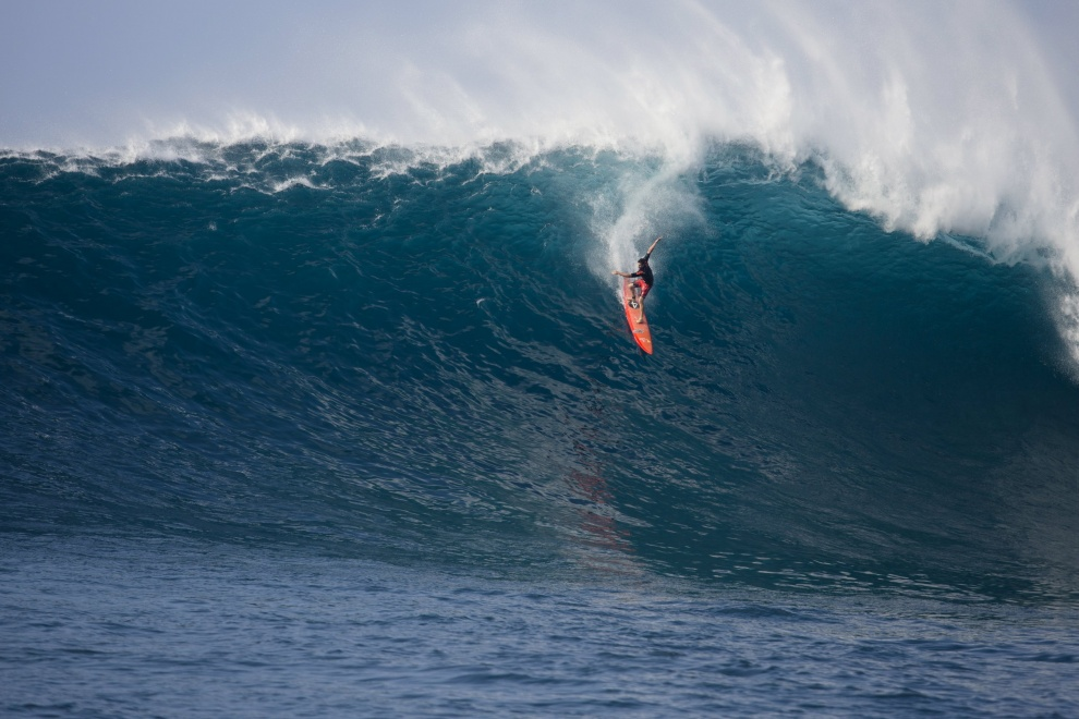 Red Bull JAWS Paddle at Pe&#8217;ahi Kicks-Off