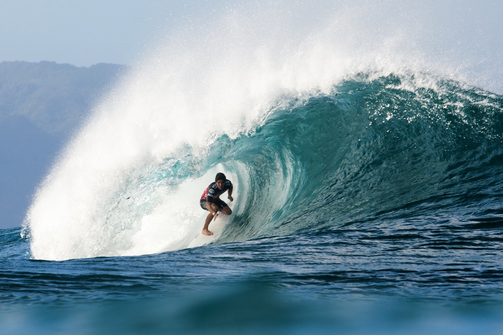 Joel Parkinsons World Title and Pipe Masters Double