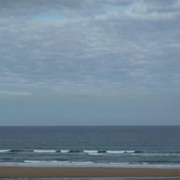 Surf report photo of Widemouth Bay